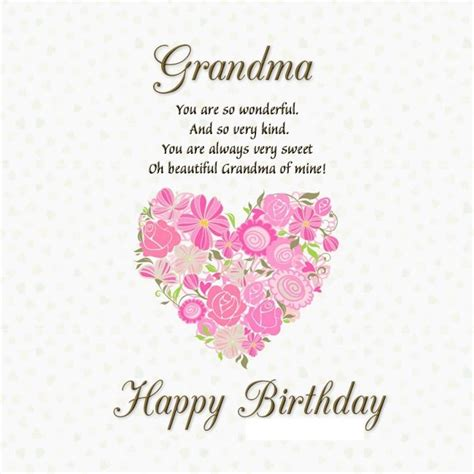 how to make a birthday card for grandmother birthday card free greeting birthday card