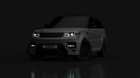 range rover coupe 2014 2014 range rover sport becomes a coupe via bulgari