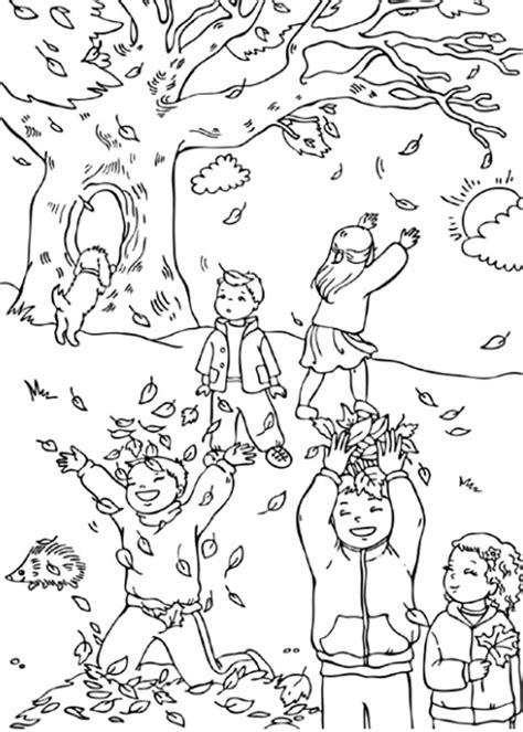 halloween coloring pages activity village 21 disegni di paesaggi autunnali da colorare