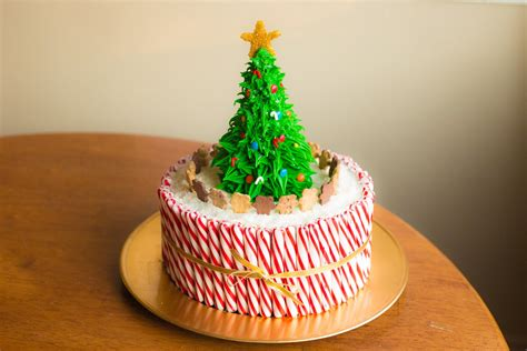 how to make a christmas cake youtube