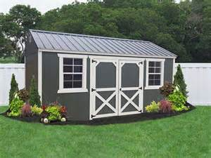 painted sheds liberty storage solutions