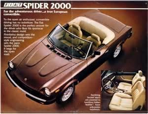 1980 Fiat Spider Parts Fiat 124 Spider Or Mazda Mx 5 Miata Clublexus Lexus