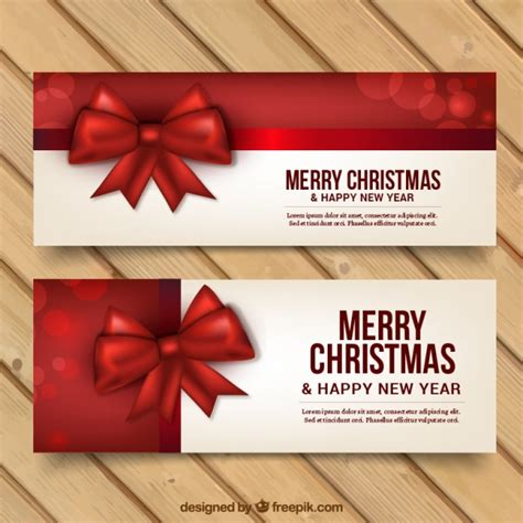 Anschreiben Happy New Year Lazos Navidenos Fotos Y Vectores Gratis
