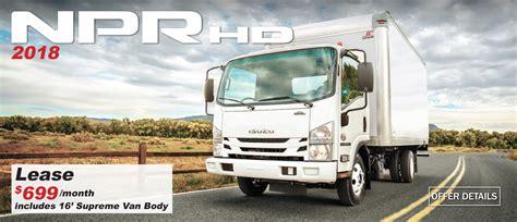 isuzu finance of america inc helping put trucks to work