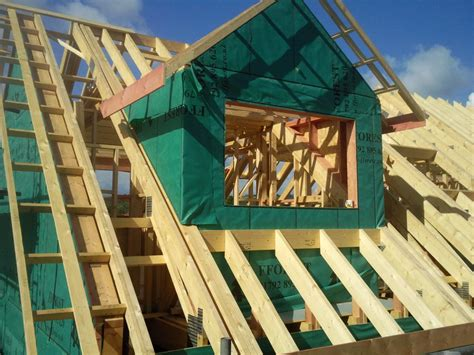 Domers Construction Donny Brook Roof Trusses