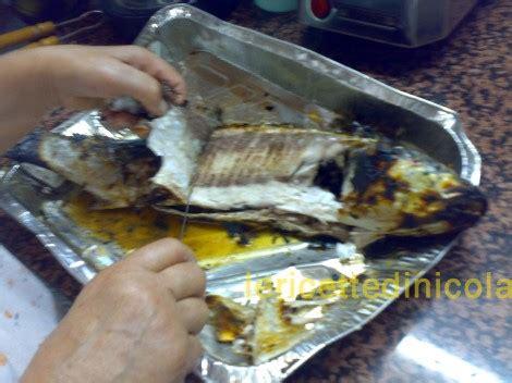 come si cucina il cefalo al forno cefali al forno le ricette di nicola