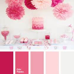 color combination with pink pink color palettes tag color palette ideas
