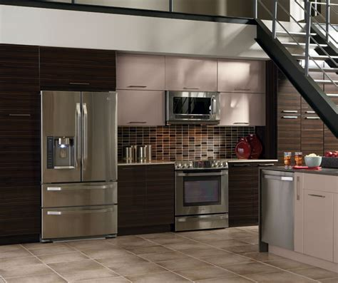 High Cabinet Kitchen | high gloss kitchen cabinets in thermofoil kitchen craft