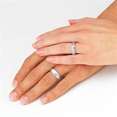 Eheringe Juwelier by Eheringe Heartbeat In Wei 223 Gold Juwelier De