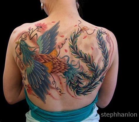 phoenix vogel tattoo gro 223 e ph 246 nix bilder tattooimages biz