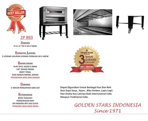 Oven Gas Golden Di Jakarta oven gas solution golden 081 321 009900 oven gas indonesia www ovengas org