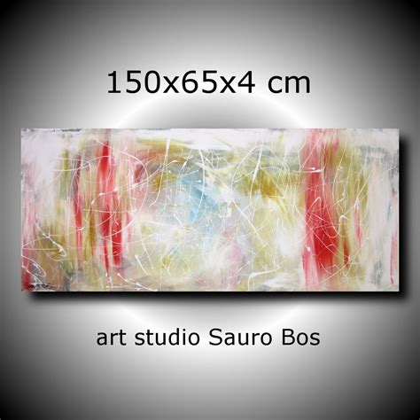 quadro per soggiorno dipinto astratto per soggiorno sauro bos
