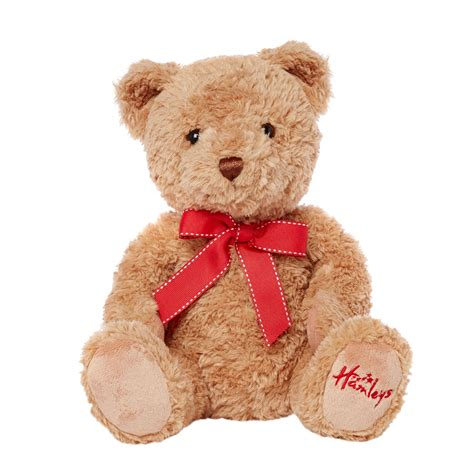 hamleys jolly teddy bear 163 20 00 hamleys for hamleys