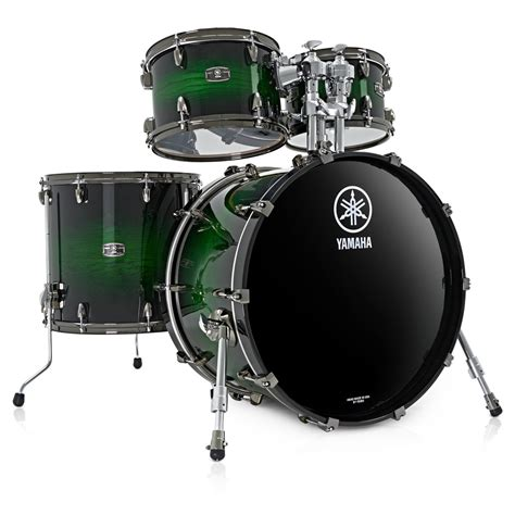 Bass Drum 18 Quot by Yamaha Live Custom Shell Pack With 18 Quot Bass Drum Various