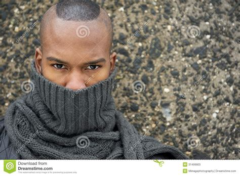 best way to cover gray with african american hair portrait of an african american male fashion model with