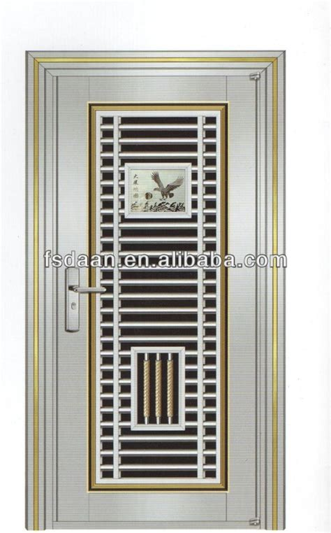 safety doors metal safety doors security doors grill new design stainless steel security grill door view