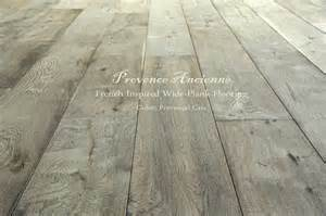provence ancienne wide plank oak flooring traditional