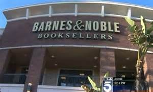 Barnes And Noble Company gives birth in barnes and noble la bookstore daily mail