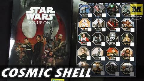 Kartu Cosmic Starwars Rogue One Hypermart wars rogue one album cosmic shell hypermart