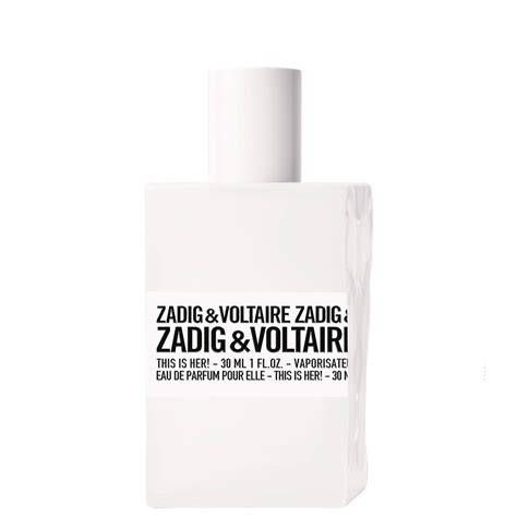 zadig voltaire this is eau de parfum 30ml