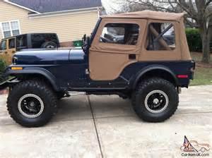1980 Jeep Cj5 For Sale 1980 Jeep Cj5 Excellent Condition