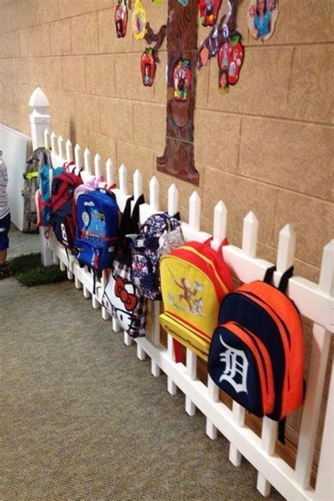 backpack rack for home by family day care network australia 183 forest preschool