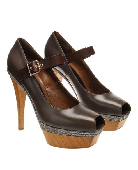 Wooden Platform Peep Toes From Tapeet By Vicini by Platforms Shoespotlight Shoe And Reviews