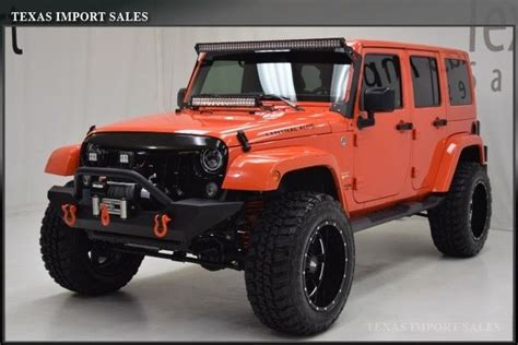Beautiful Front Doors by 2015 Jeep Sahara Unlimited Custom Central Alps Upgrades
