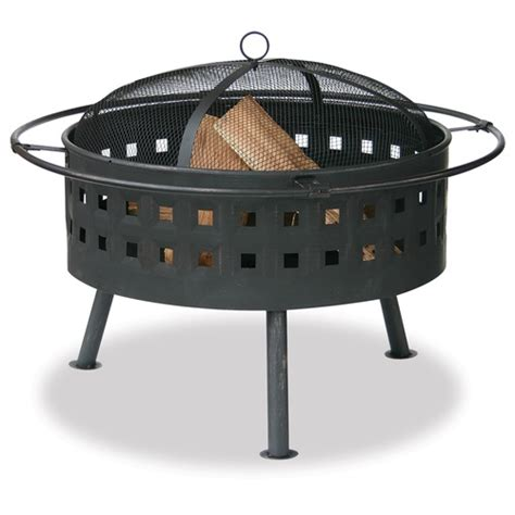 Lowes Firepit 32 Wood Burning Pit Lowes Backyard Renovation