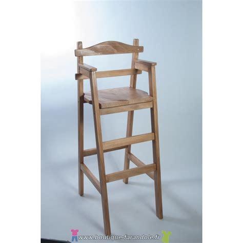 chaise junior chaises hautes en bois chaise haute en
