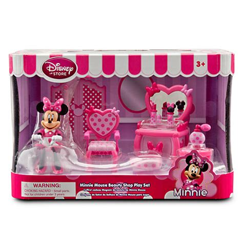 Minnie Mouse Hair Dryer Set minnie mouse shop play set nib disney junior ebay