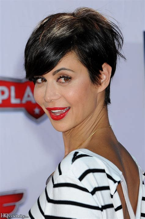 catherine bell short formal hair catherine bell proves short hair can be sexy my life