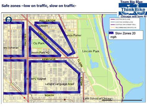 chicago map safe areas thinkbike workshops chicago a word from hans voerknecht