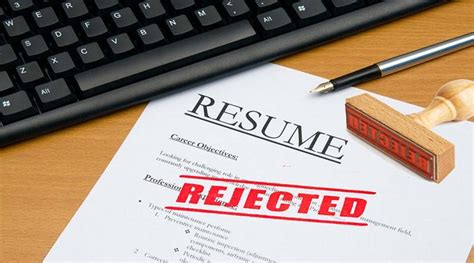 Resume Mistakes by 7 Resume Mistakes That Should Be Corrected Immediately