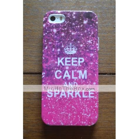 Softcase Iphone 5 Glitter Airsilikon Iphone 5 Glitter Air keep calm and sparkle glossy tpu soft for iphone 5 5s review
