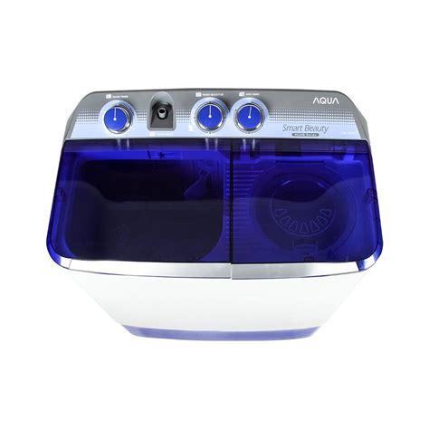 Mesin Cuci Aqua Japan Series aqua mesin cuci 2 tabung semi auto sebelumnya sanyo 8kg