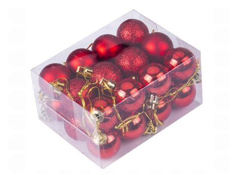 set of christmas decorations 24pcs free shipping