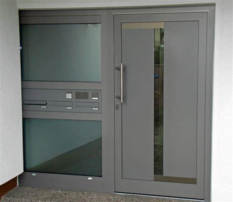 Alu Haustüren Preise by Hausturen Holz Mit Briefkasten M 246 Bel Inspiration Und