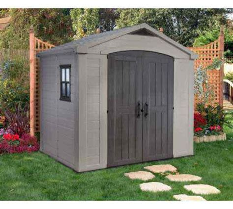 Shed Deals Uk by Keter 8 X 6 Garden Shed 163 399 99 Argos Hotukdeals