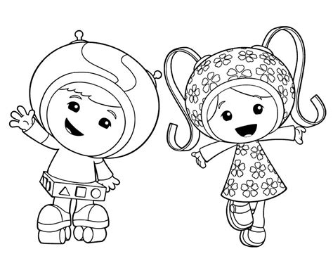 nick jr printables team umizoomi coloring pages all ages index team umizoomi nick jr coloring pages