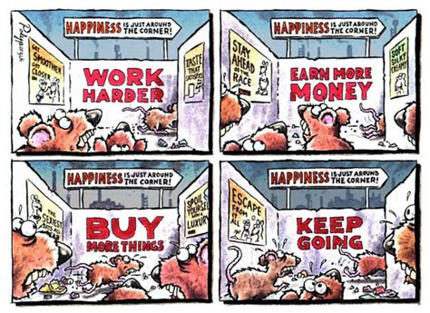 Define Clutter Consumerism Cartoons By Polyp