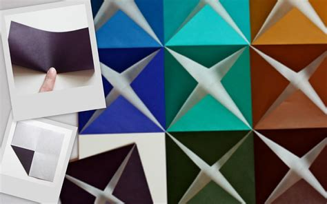 Origami Wall Diy - 20 inspirations diy origami wall wall ideas