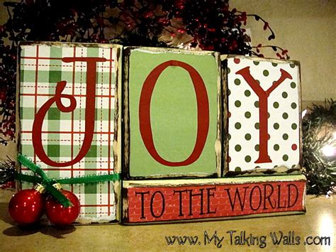 my talking walls christmas craft kits