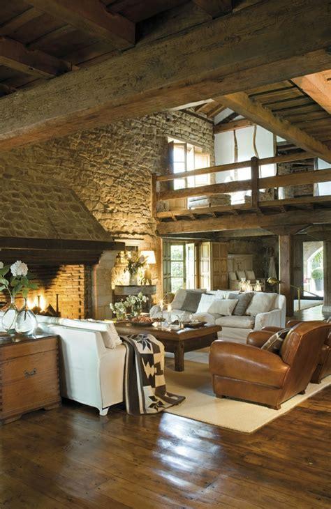 muebles de salon rustico moderno 1001 ideas como decorar un salon en estilo r 250 stico