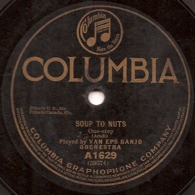 Columbia Mba Deferred by 78 Rpm Record Labels
