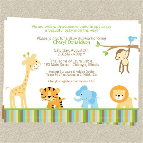 free invitation maker free baby shower invitation maker theruntime