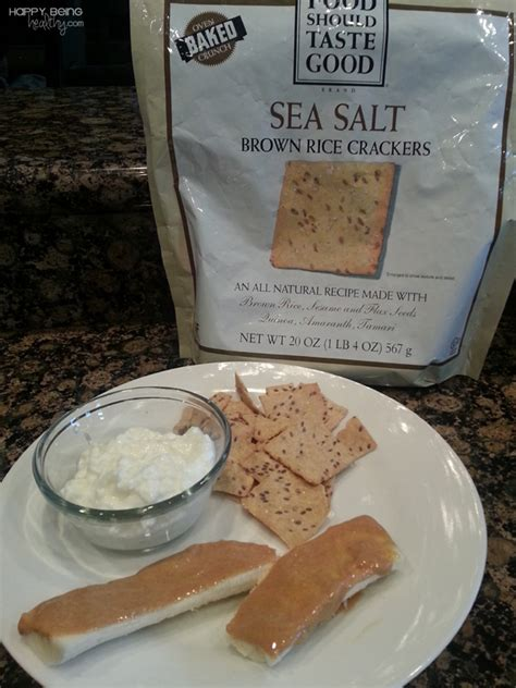 Cottage Cheese Crackers by Healthy Food I M Thinkin Of Starting For