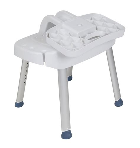 Folding Shower Chair by Shower Chair With Folding Back