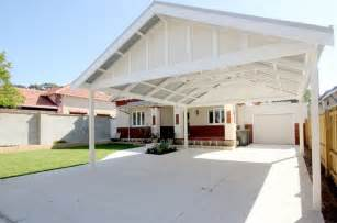 gallery carports steel timber kits patio living