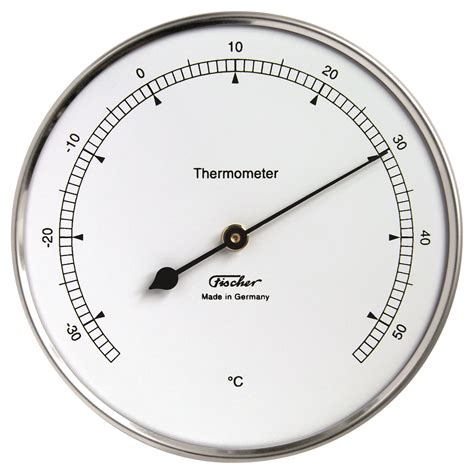 Thermometer Analog fischer thermometer 117 01 analog